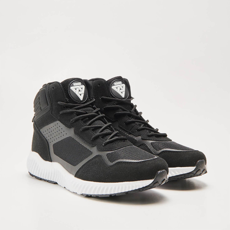 787b7d37aab9 House - Sneakers topánky nad členok - Čierna - Glami.sk