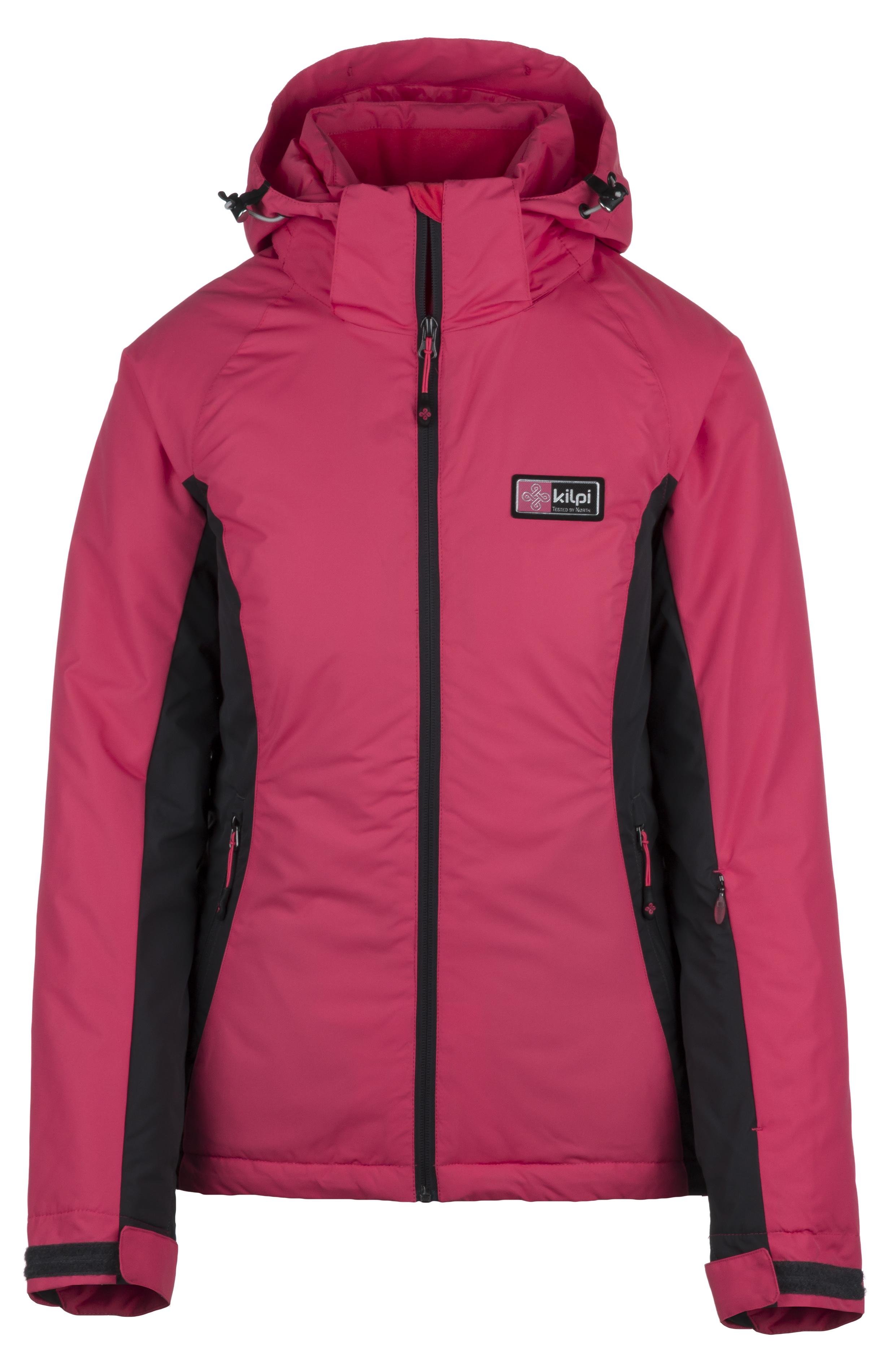 Dámská zimní lyžařská bunda KILPI CHIP-W růžová (kolekce 2019 ... 31a0a3dd3bb