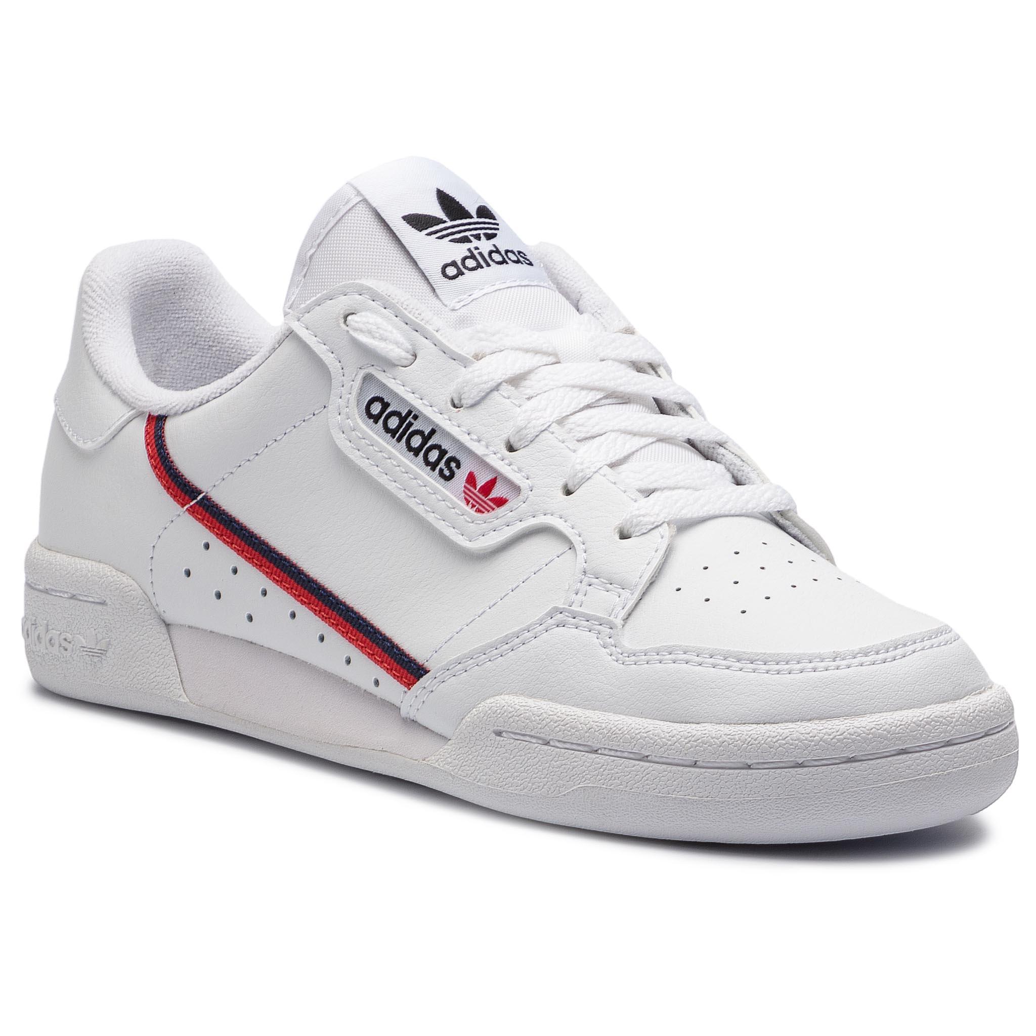 ae57c956d2 Cipő adidas - Continental 80 J F99787 Ftwht/Scarle/Conavy - Glami.hu