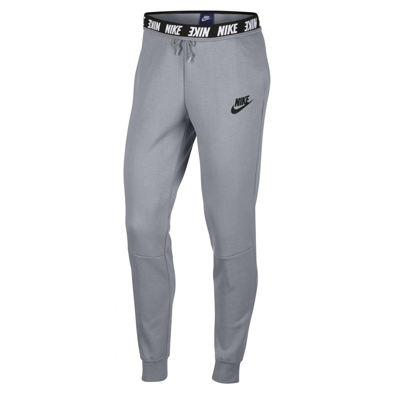Nike W nsw av15 pant DK GREY HEATHER BLACK - Glami.sk 2345c167d63