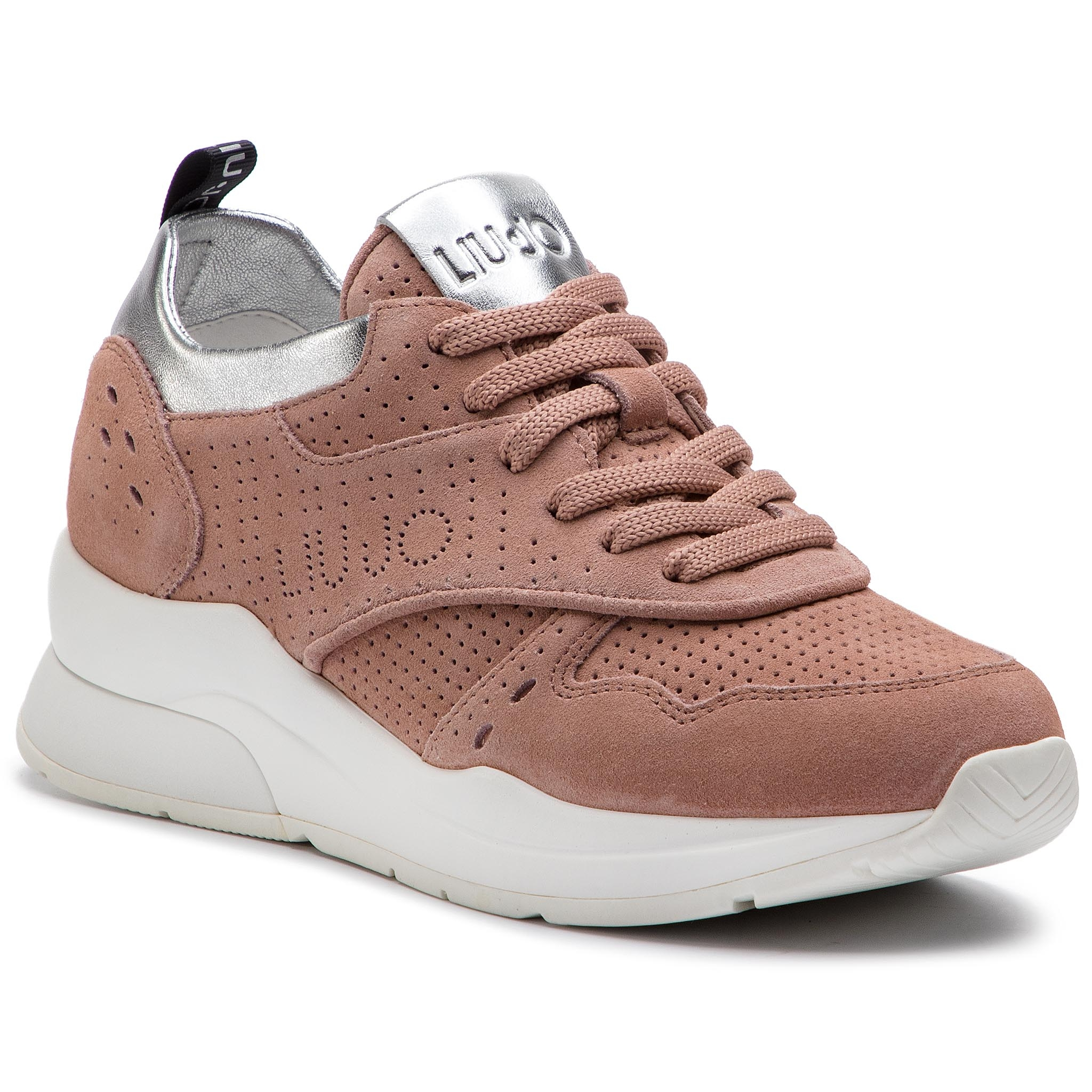 Sneakers LIU JO - Karlie 14 B19009 PX025 Peach 31406 - Glami.ro 59aac9b4ccc