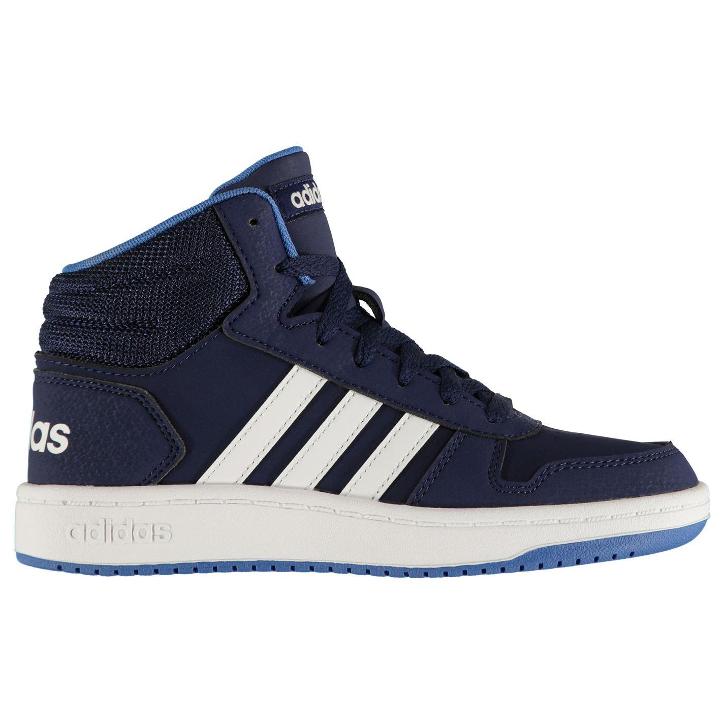 adidas Hoops Mid 2.0 High Top Tenisky Junior chlapecké - Glami.sk 901dbd4bf10