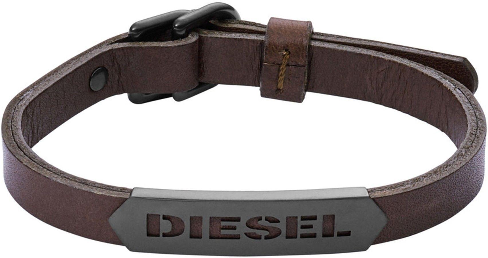 Pánský kožený náramek Diesel DX 1001 - Glami.sk 6f72c4e6451