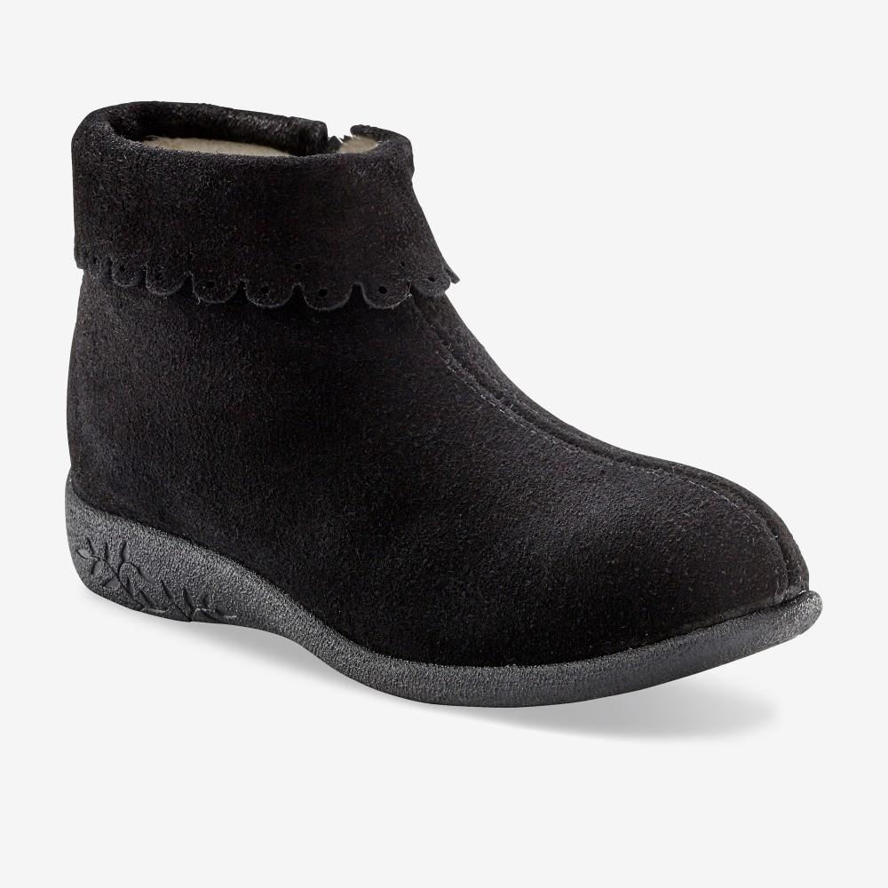 Blancheporte Členkové topánky s ohrnutím čierna - Glami.sk d5d33a16eb0
