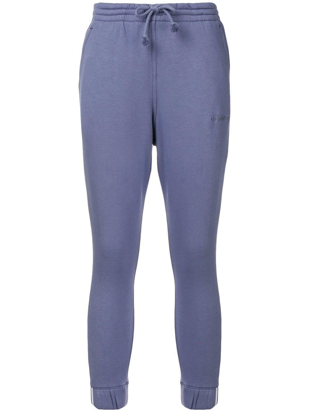 bc76a66b47e Adidas Coeeze trousers - Blue - Glami.cz