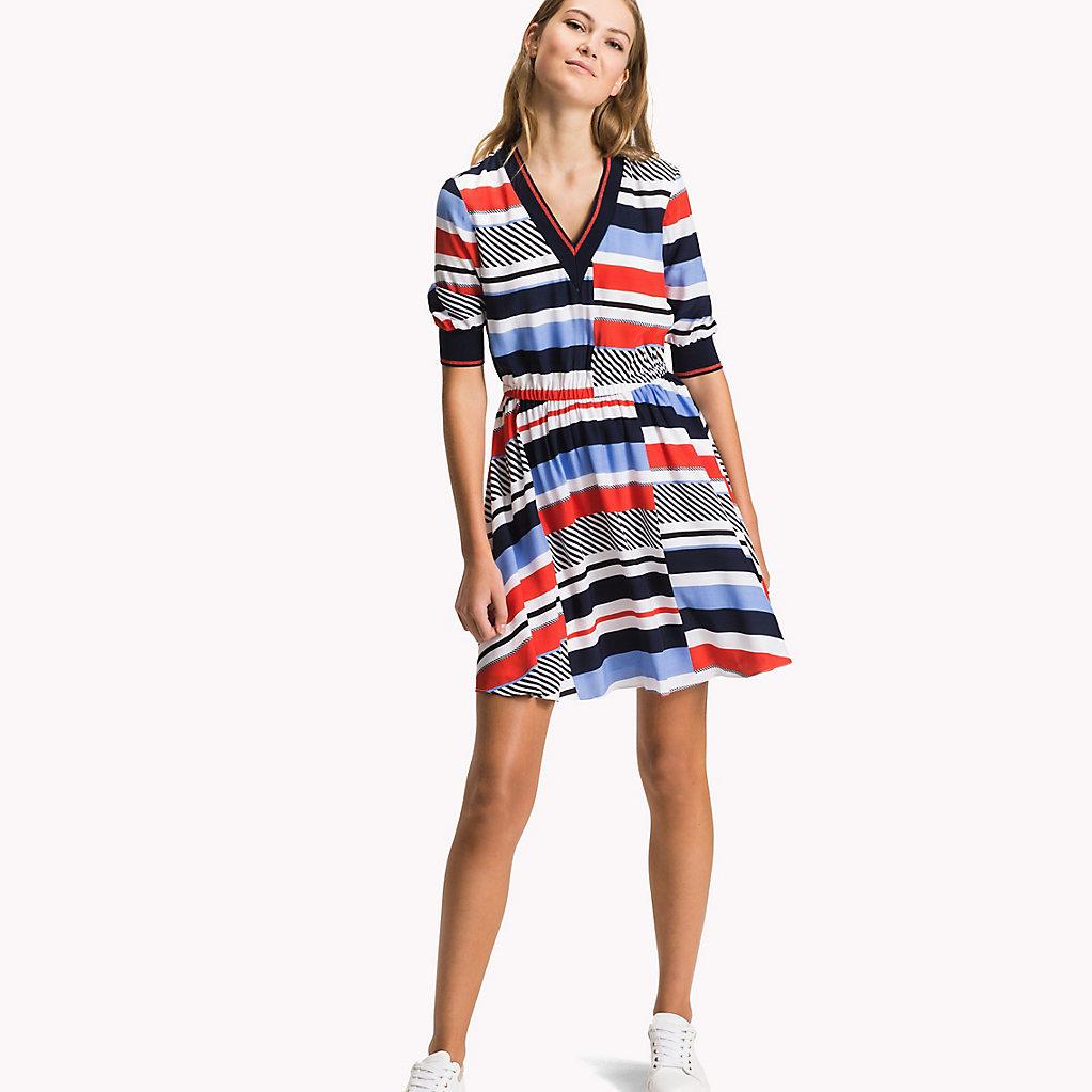ccc02d634d Tommy Hilfiger dámské šaty Kaylee - Glami.cz