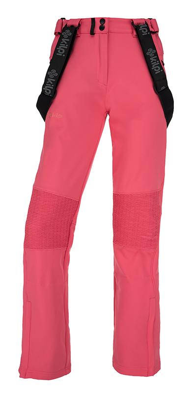 9b88522dbe07 ... Dámske lyžiarske softshellové nohavice KILPI DIONE-W Ružová 19. -10%  -20%
