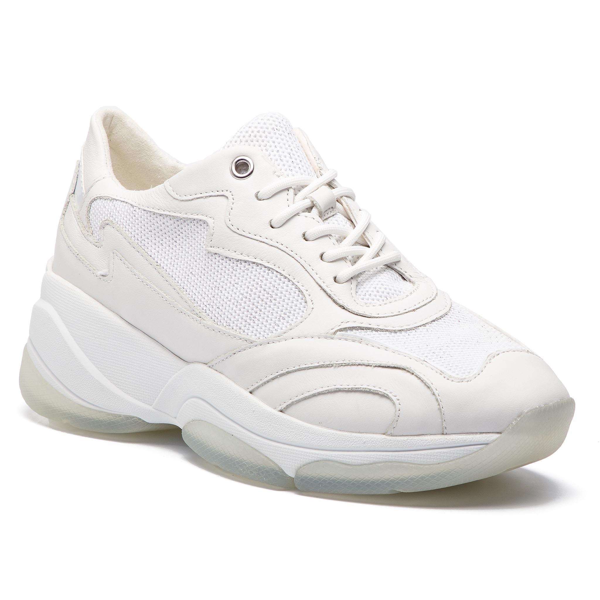2c7bbf08ee Sportcipő GEOX - D Kirya B D92BPB 0EW85 C1000 White - Glami.hu