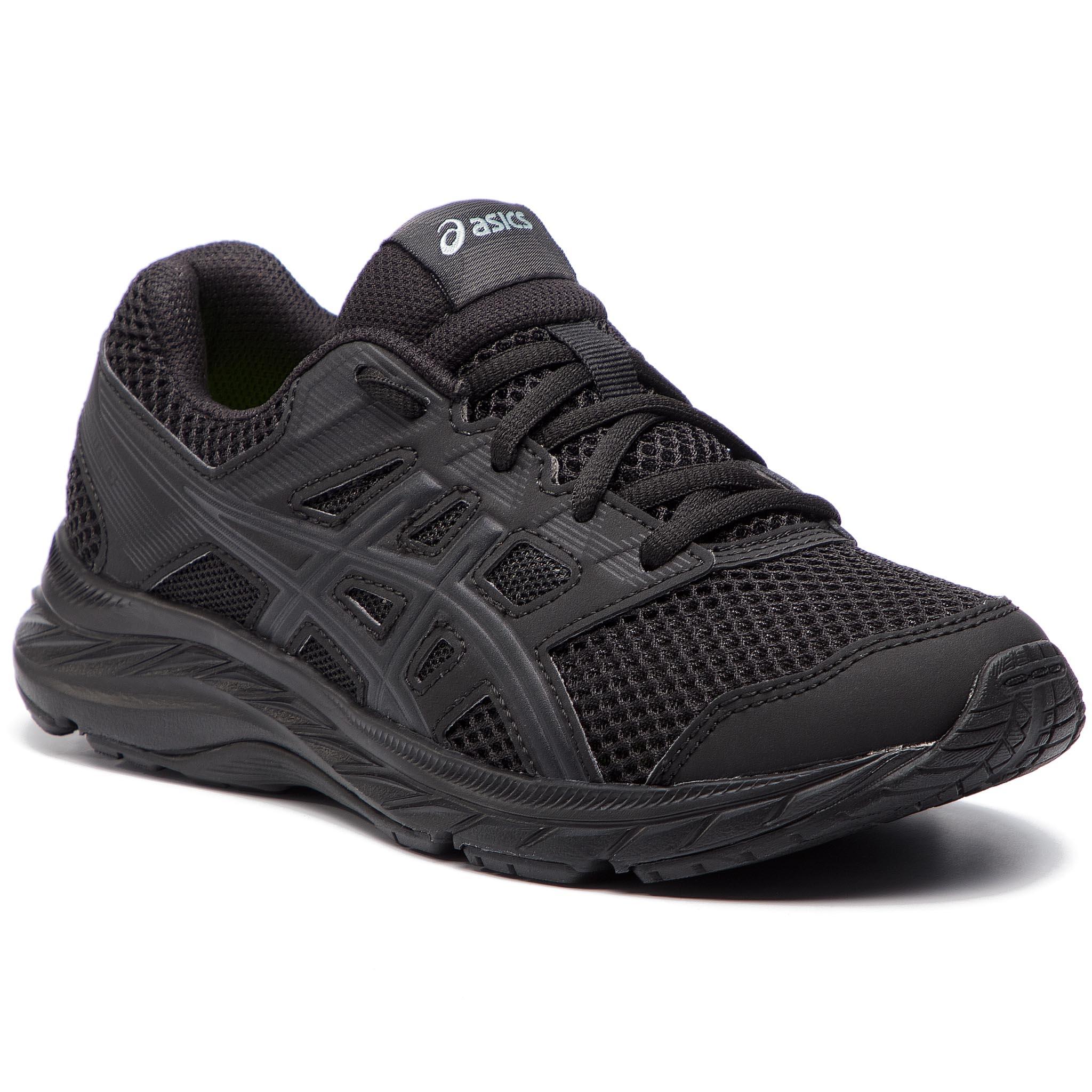 Cipő ASICS - Contend 5 Gs 1014A049 Black Black 020 - Glami.hu 994693e9ac