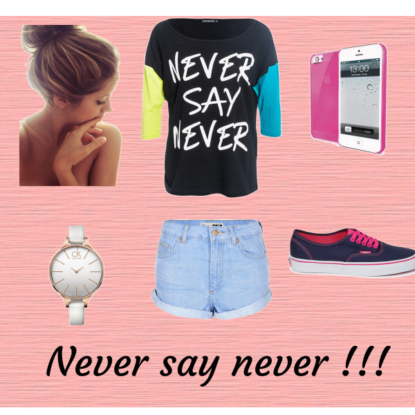 Never say never !!!