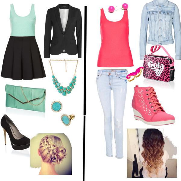 2 outfity líbí ?