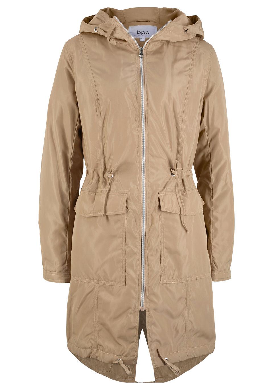 8942af3e7a Bonprix Lezser kabát enyhe vattázással - Glami.hu