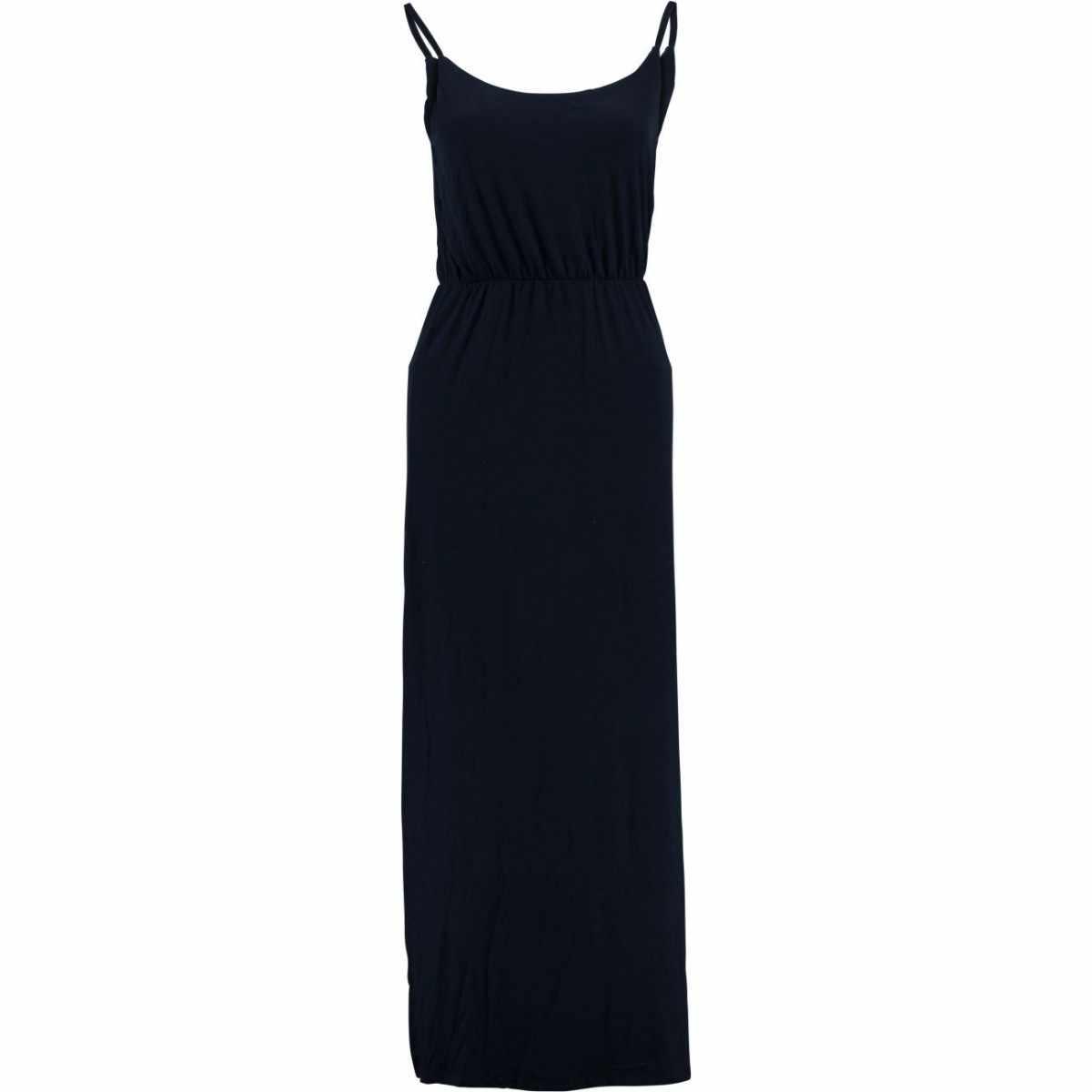 fa2ffffc4f68 Hailys dámské maxi šaty na ramínka Marcy modré - Glami.cz
