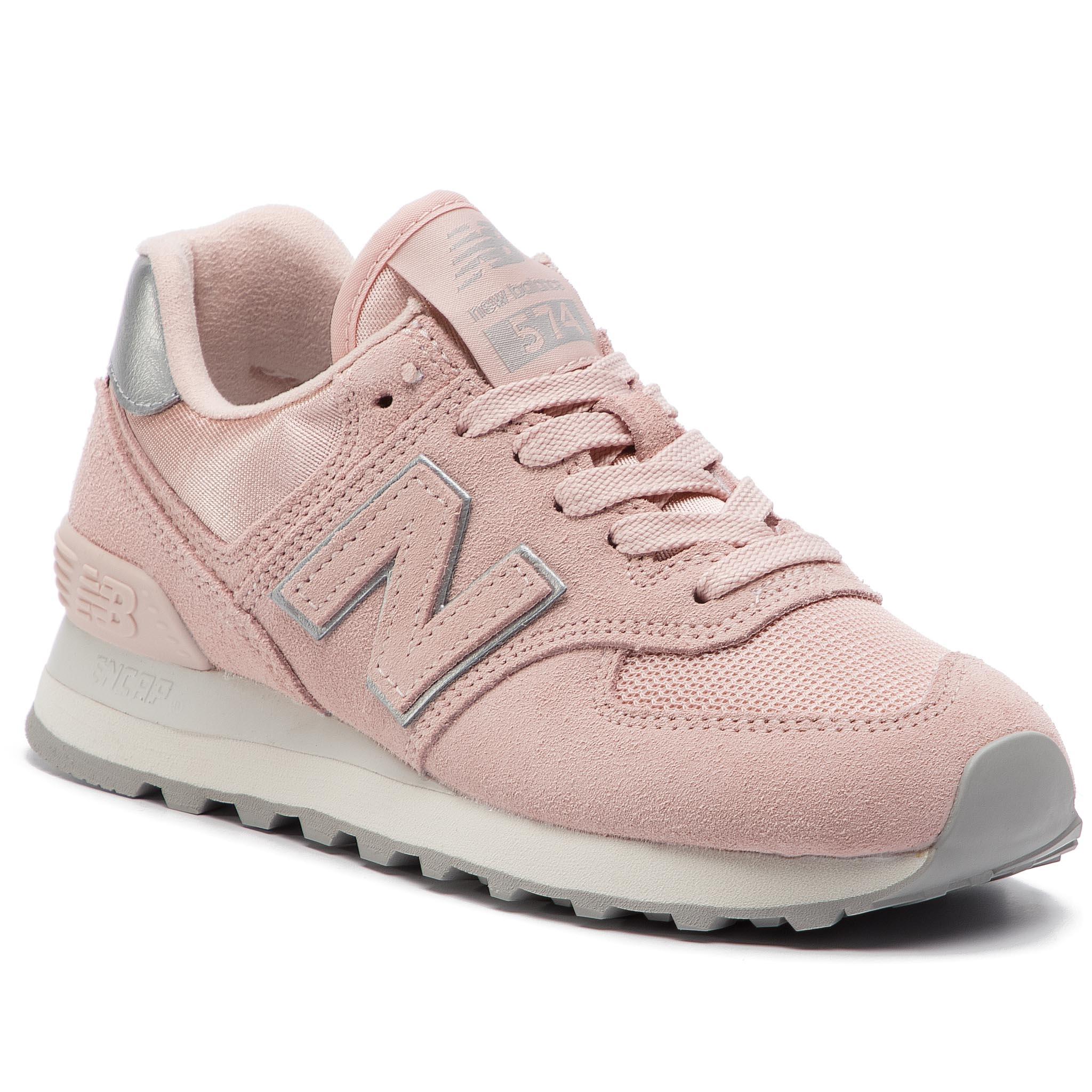 Sportcipő NEW BALANCE - WL574OPS Rózsaszín - Glami.hu 440d30bb60