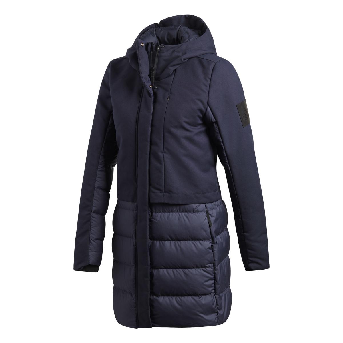 adidas W Climawarm Par modrá L - Glami.sk 56494778a66