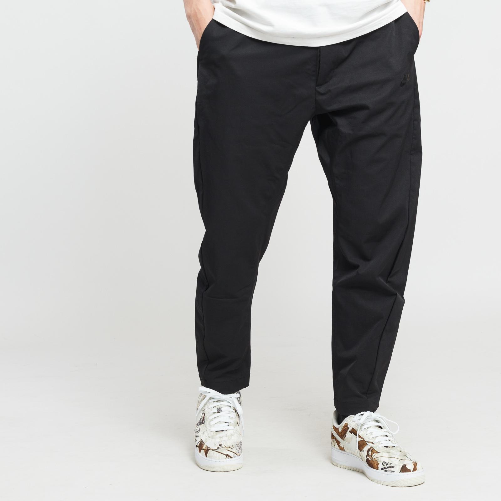 15b2c593f Nike M NSW PE Pant Woven čierne - Glami.sk