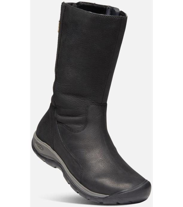 d599cb9bd6ba2 KEEN PRESIDIO II BOOT WP W Dámská městská obuv 10000775KEN01 black/magnet 4( 37. 1
