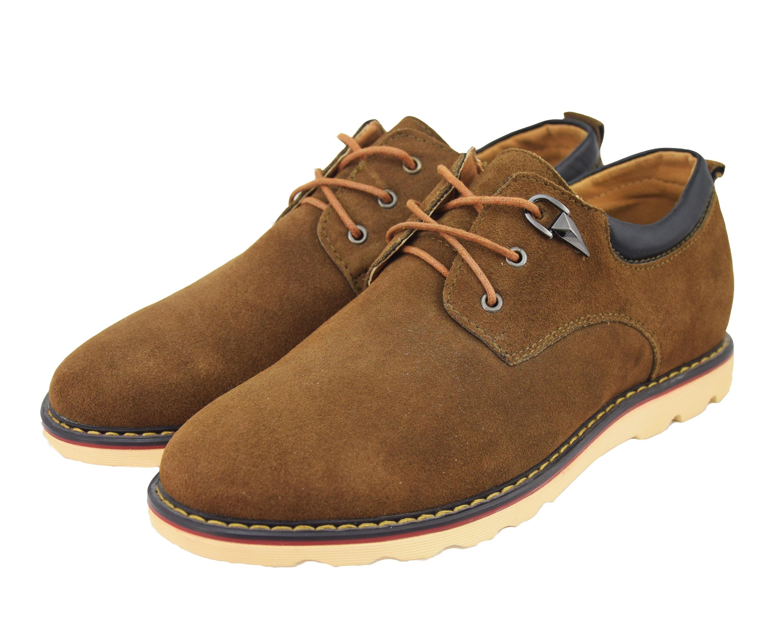 DOPHAM S Vycházkové boty se skrytým podpatkem 6 cm - elevator shoes ... 98b03e1c5f