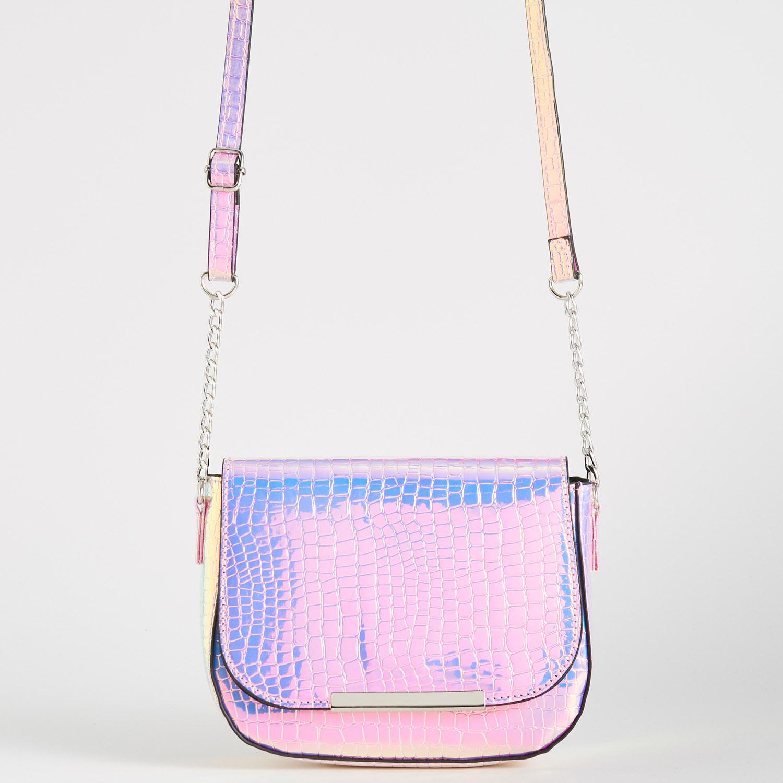 Sinsay - Hologramos táska - Többszínű - Glami.hu f34257f959