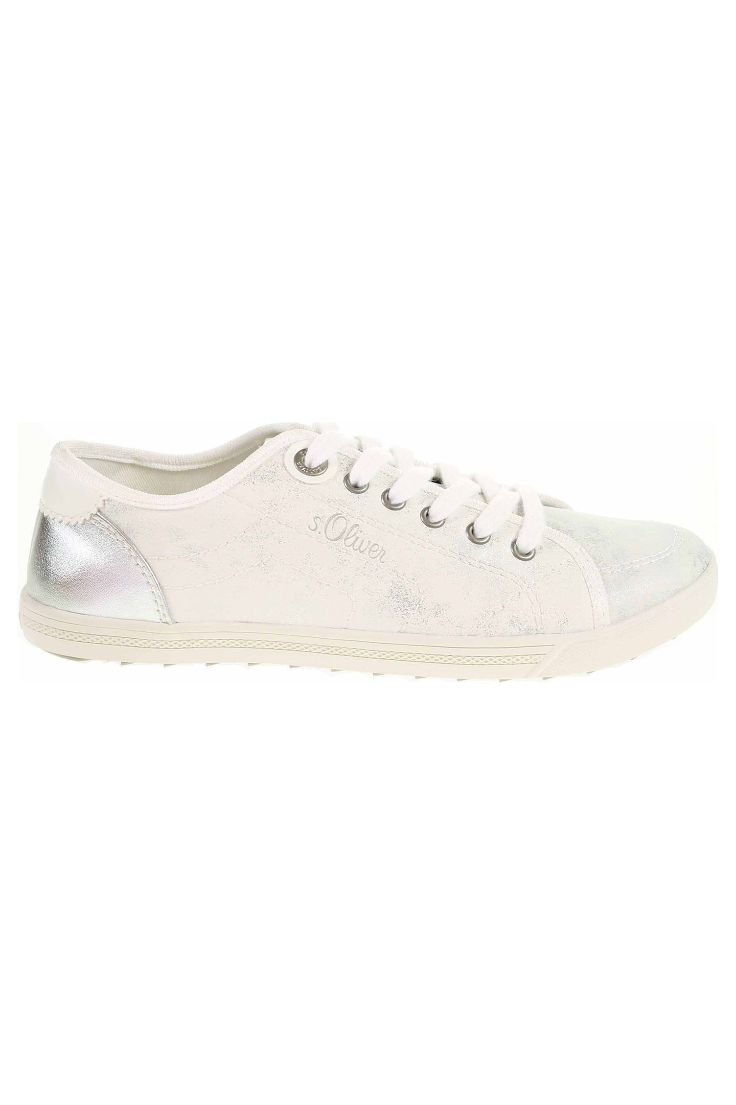 s.Oliver dámská obuv 5-23631-22 white-silver 5-5-23631-22 193 - Glami.sk 0aaa86133bb