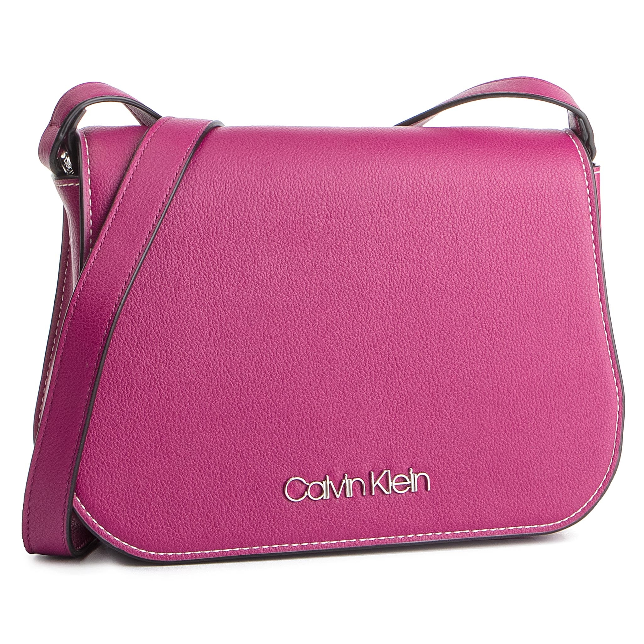 cdd3072883 Kabelka CALVIN KLEIN - Slide Saddle Bag K60K605065 510 - Glami.sk