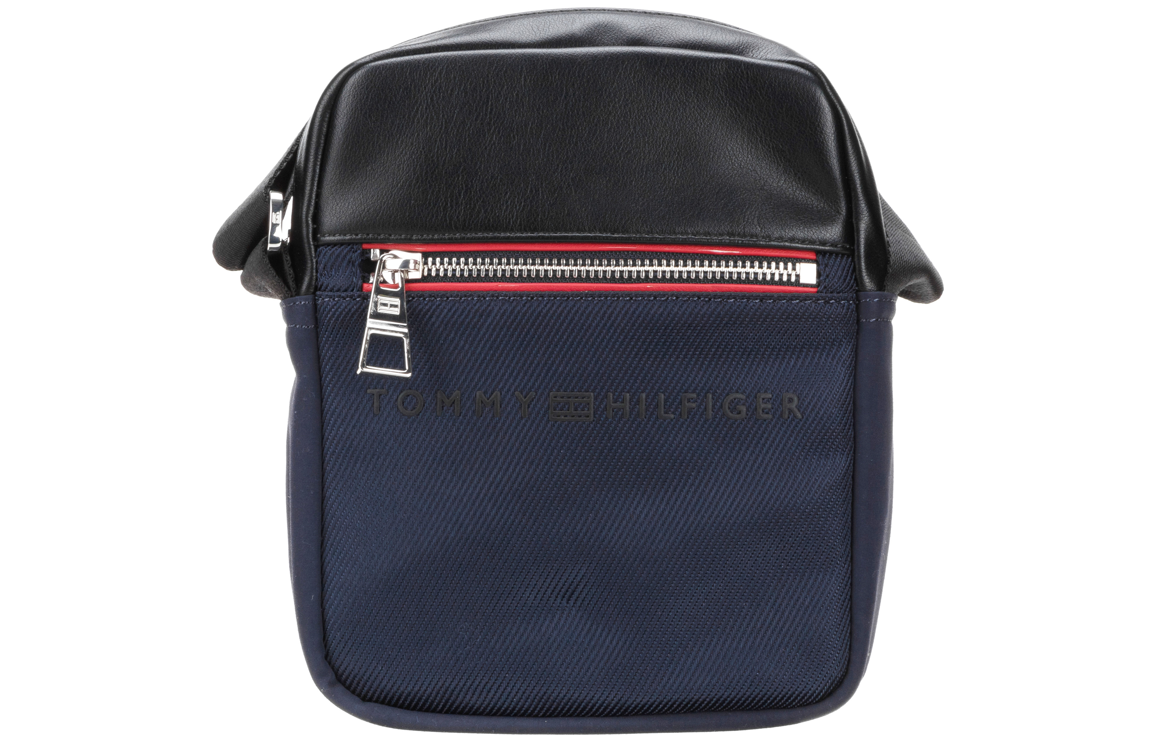 Férfi Tommy Hilfiger Urban Novelty Mini Crossbody táska Fekete Kék ... b6e145c650