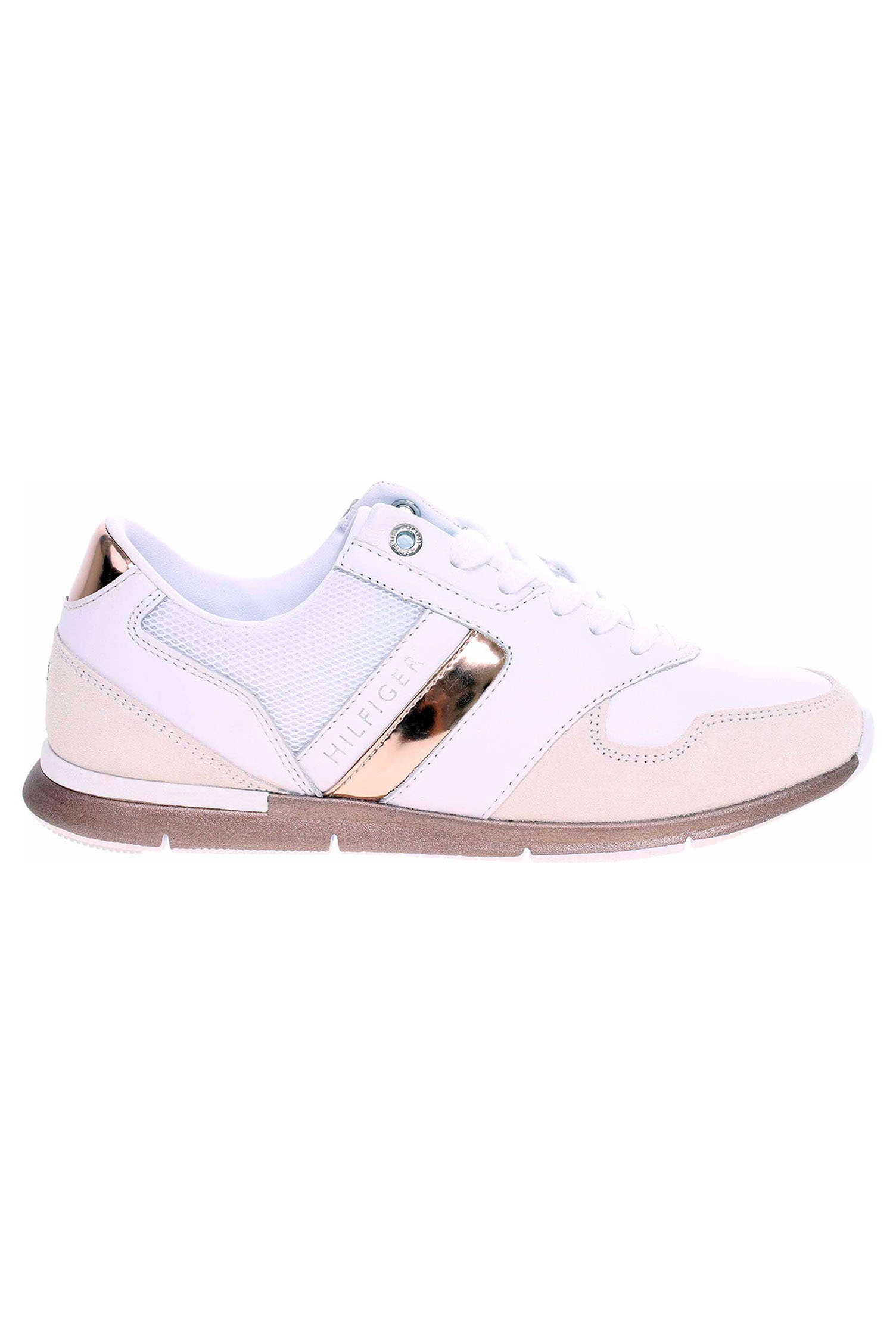 Tommy Hilfiger dámská obuv FW0FW04100 white-rose gold FW0FW04100 901 ... 5426f223e6
