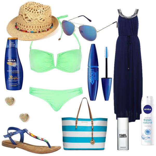 vše potřebné na léto:)
