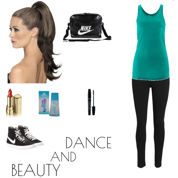dance and beauty