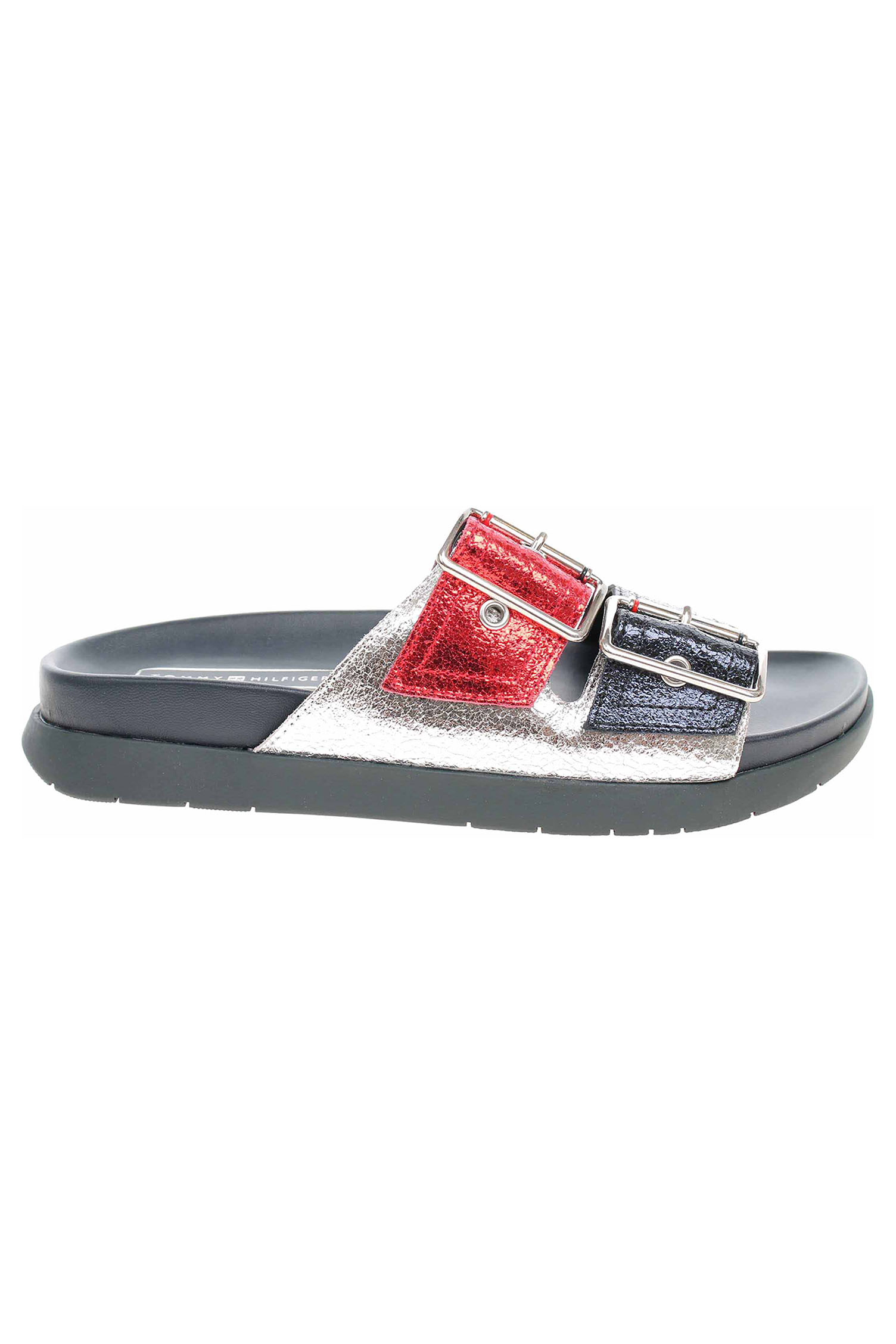 Tommy Hilfiger dámské pantofle FW0FW03805 rwb FW0FW03805 020 - Glami.sk ed54a9e7a5