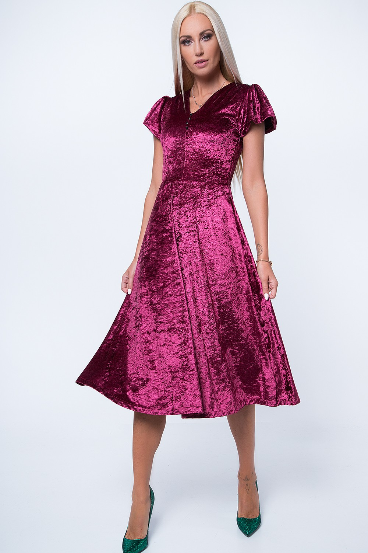199ad17f083b FASARDI Midi šaty s krátkym