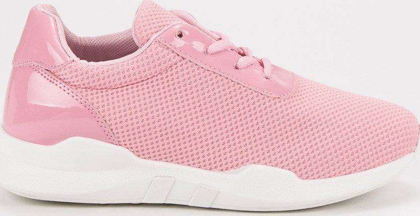 6b7a23ce7aa9 BASIC Módne športové topánky odtiene ružovej LT932P - Glami.sk