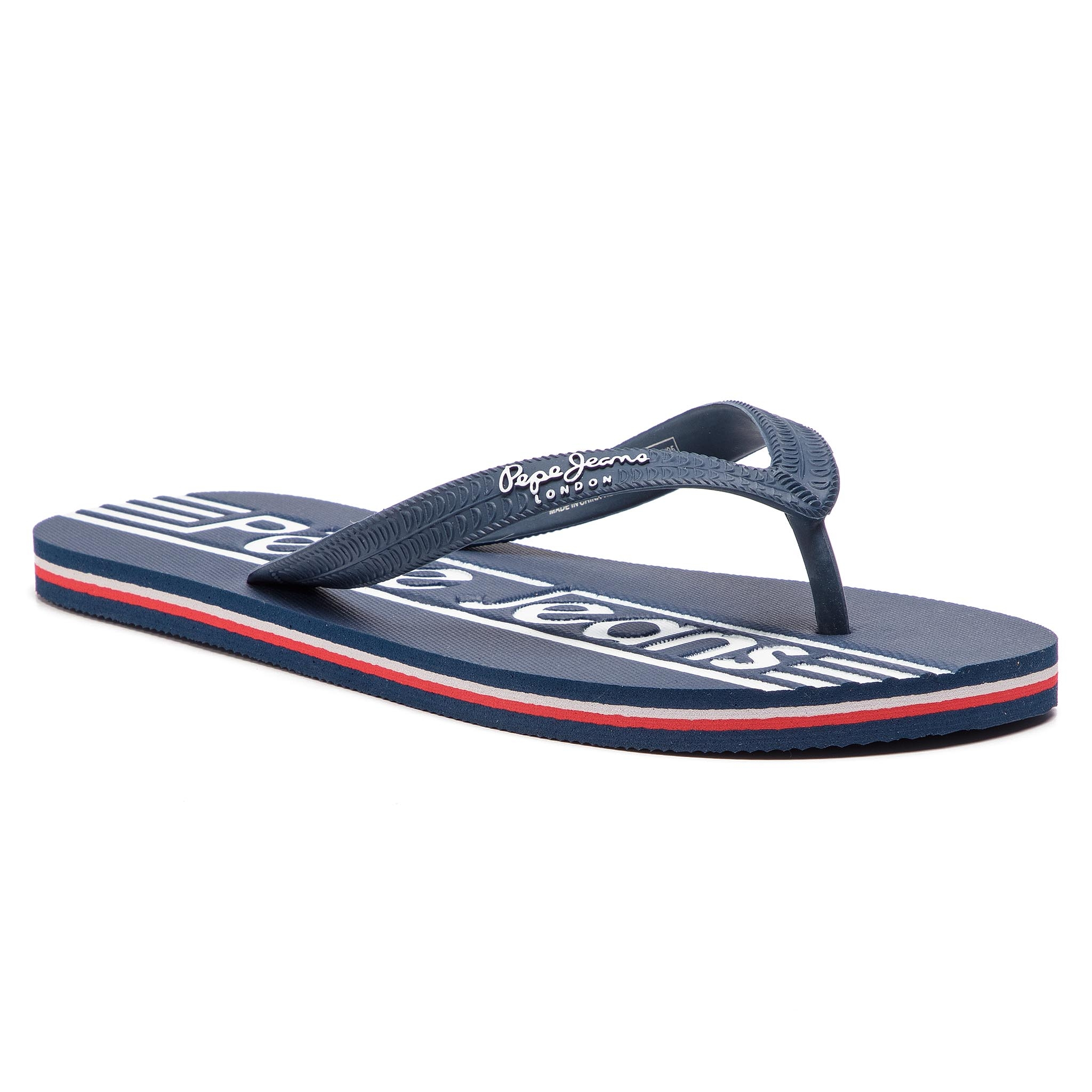 598ebe0516bf Žabky PEPE JEANS - Swimming Durham PMS70073 Navy 595 - Glami.sk