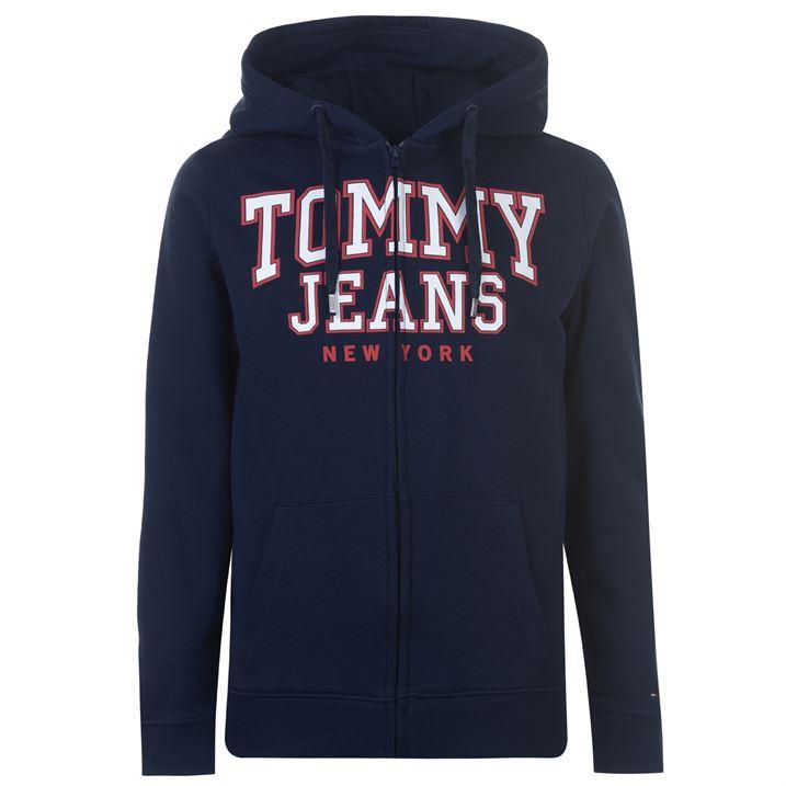 ... Pánská mikina Tommy Hilfiger Jeans Ess Black Iris. Nové Pánská ... 4c081869b45