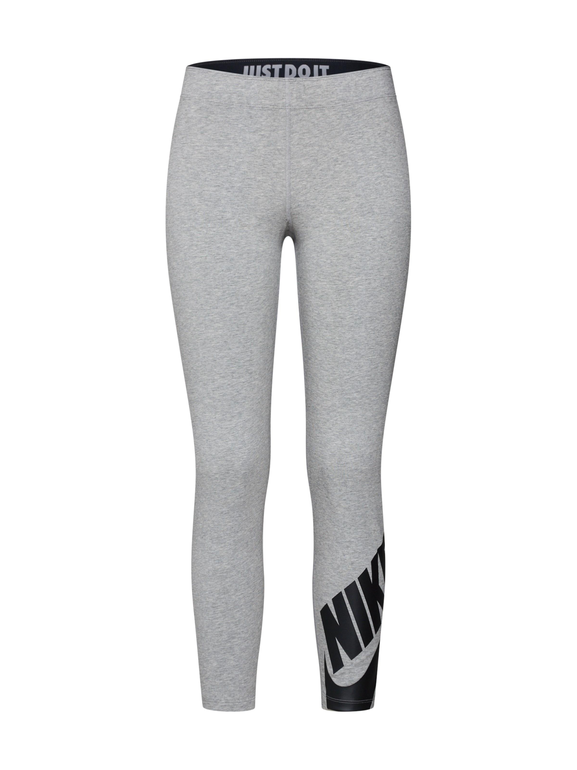 b901462fbafa Nike Sportswear Legíny  W NSW LEGASEE LGGNG 7 8 FUTURA  šedá - Glami.cz