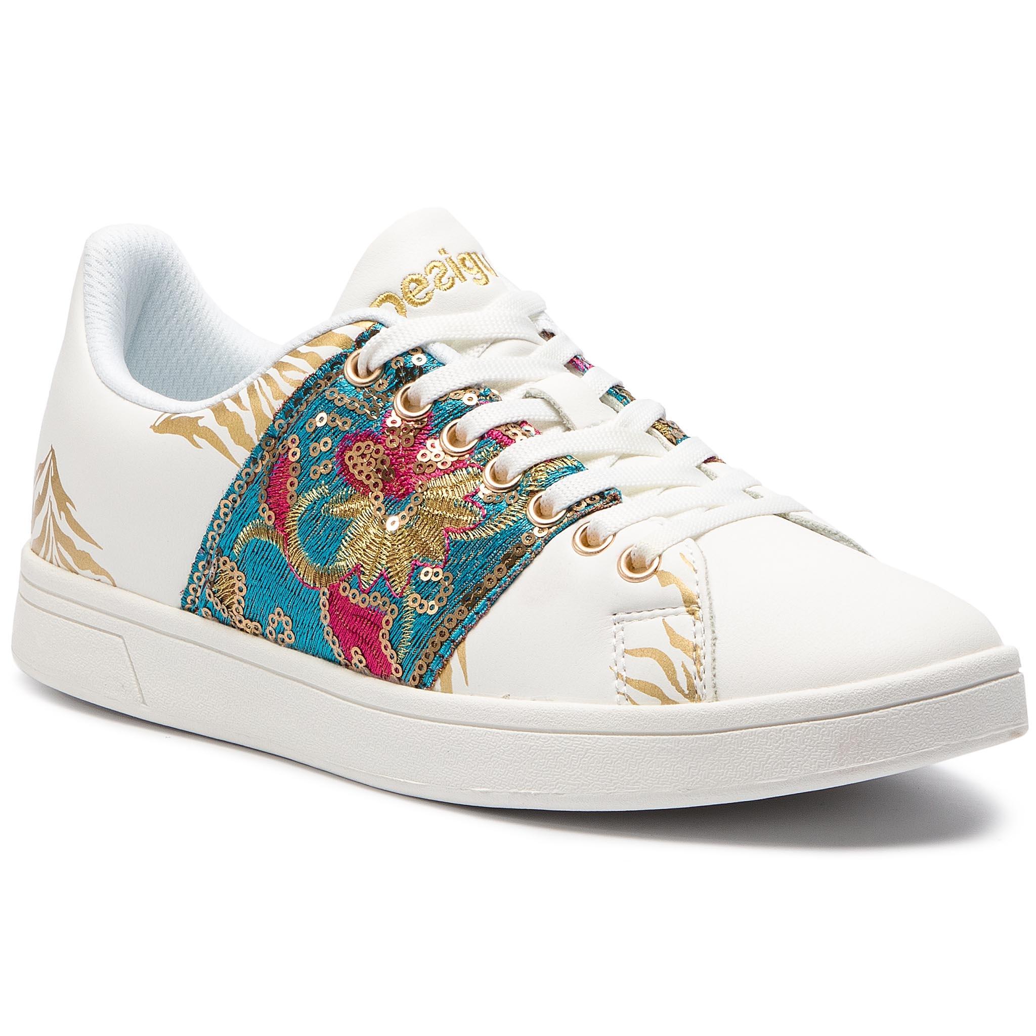9cf1b333242 Desigual Shoes Cosmic Exotic Tropical 19SSKP11 - Glami.cz