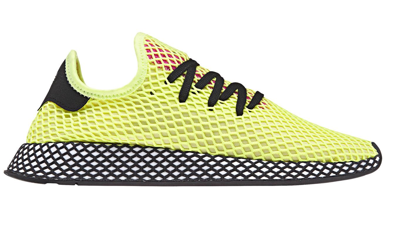 6a76b95d83c2 adidas Originals adidas Deerupt Runner Hi-Res Yellow žlté CG5943 ...