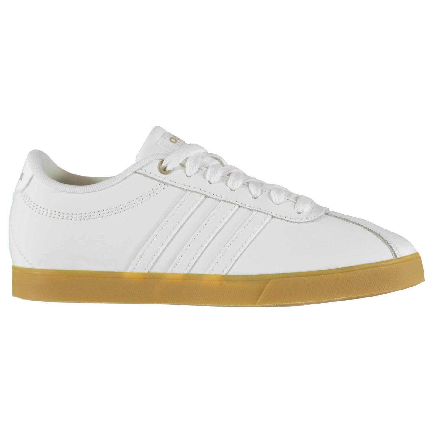 adidas CourtSet Leather Dámské Tenisky - Glami.sk 61893e03897