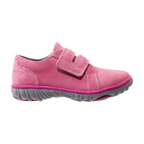 9087042e33b BOGSFOOTWEAR Dětské boty Wall Ball Hook+Loop Shoe - růžové - Glami.cz