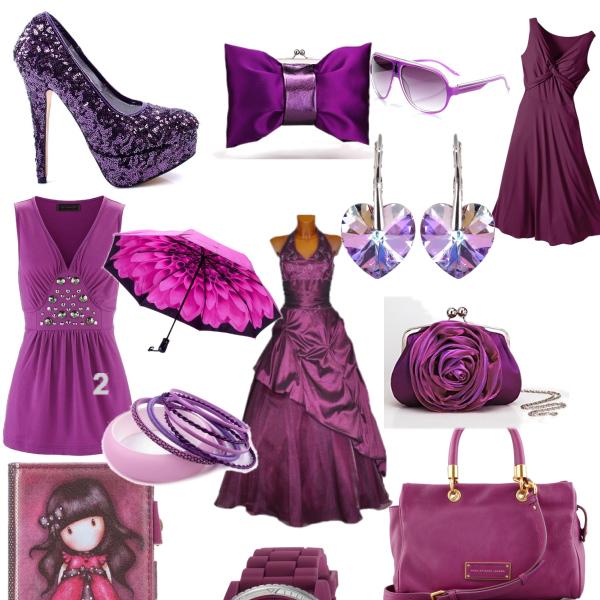 Pro milovníky fialové
