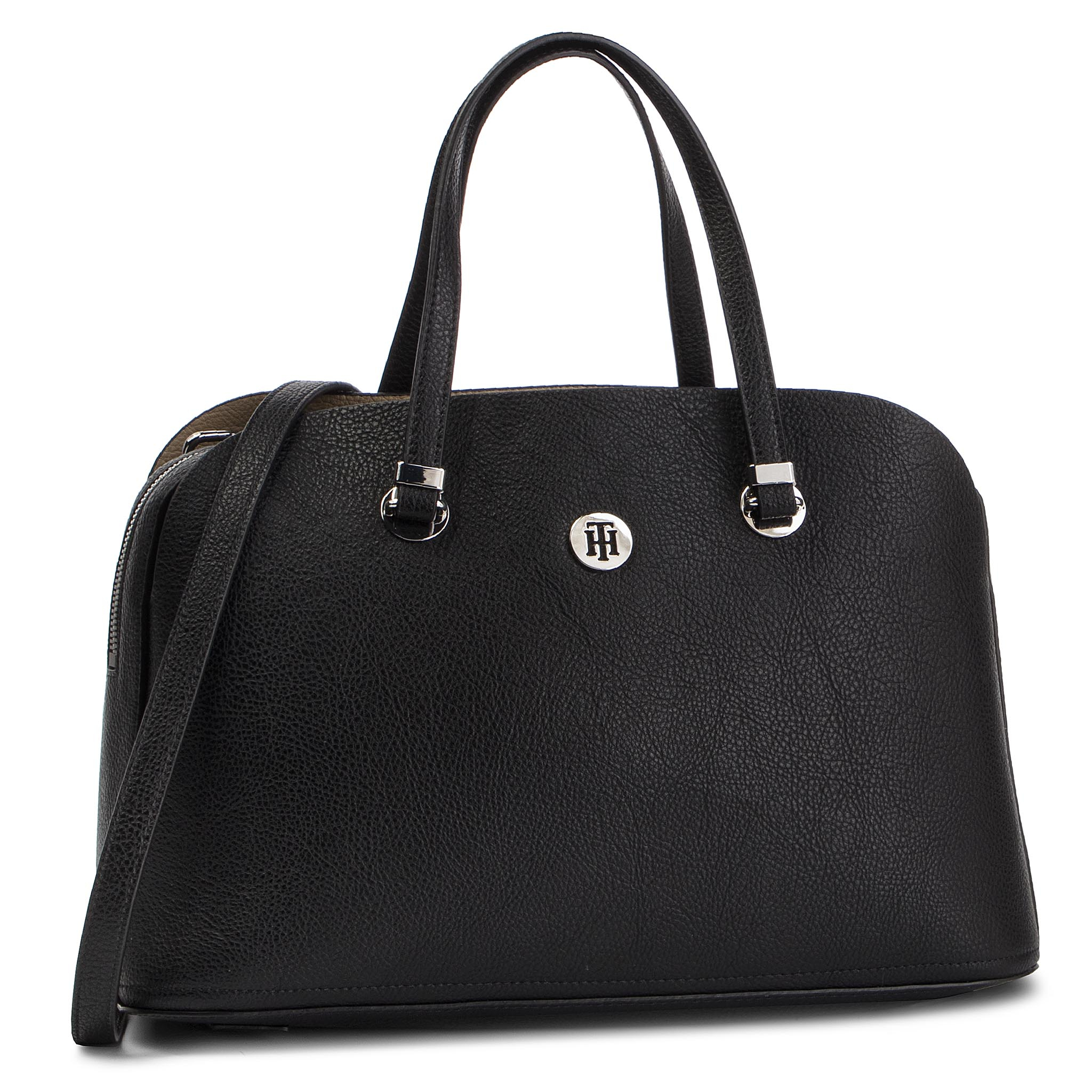 ... TOMMY HILFIGER - Th Core Satchel AW0AW06444 002. -11%. Táska ... 6d4b937799