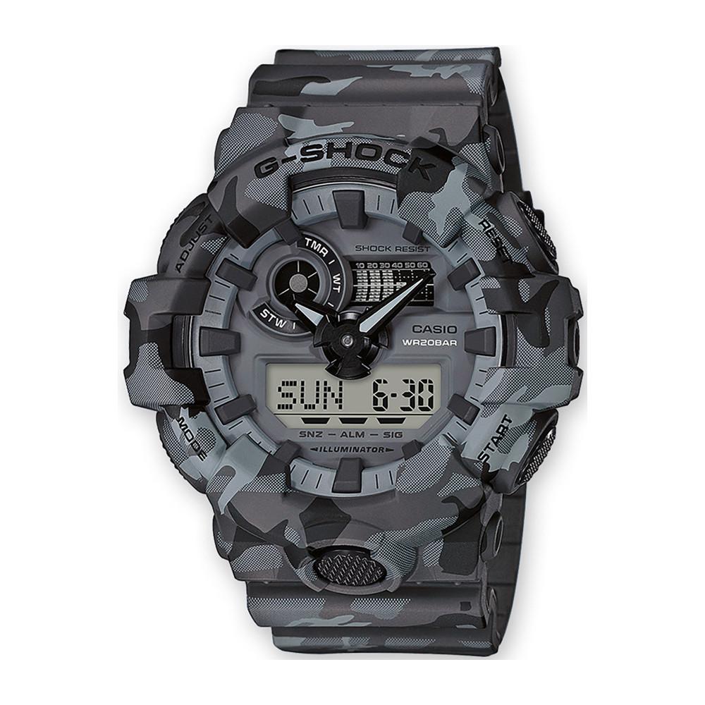 b71c674f9 CASIO G-Shock GA-700CM-8AER - Glami.sk