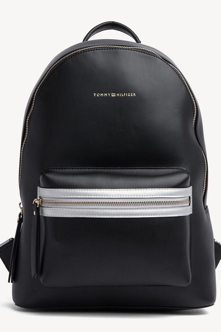 ... Tommy Hilfiger černý batoh Iconic Tommy Backpack Black. -5% Nové ... ef3e99c5ad
