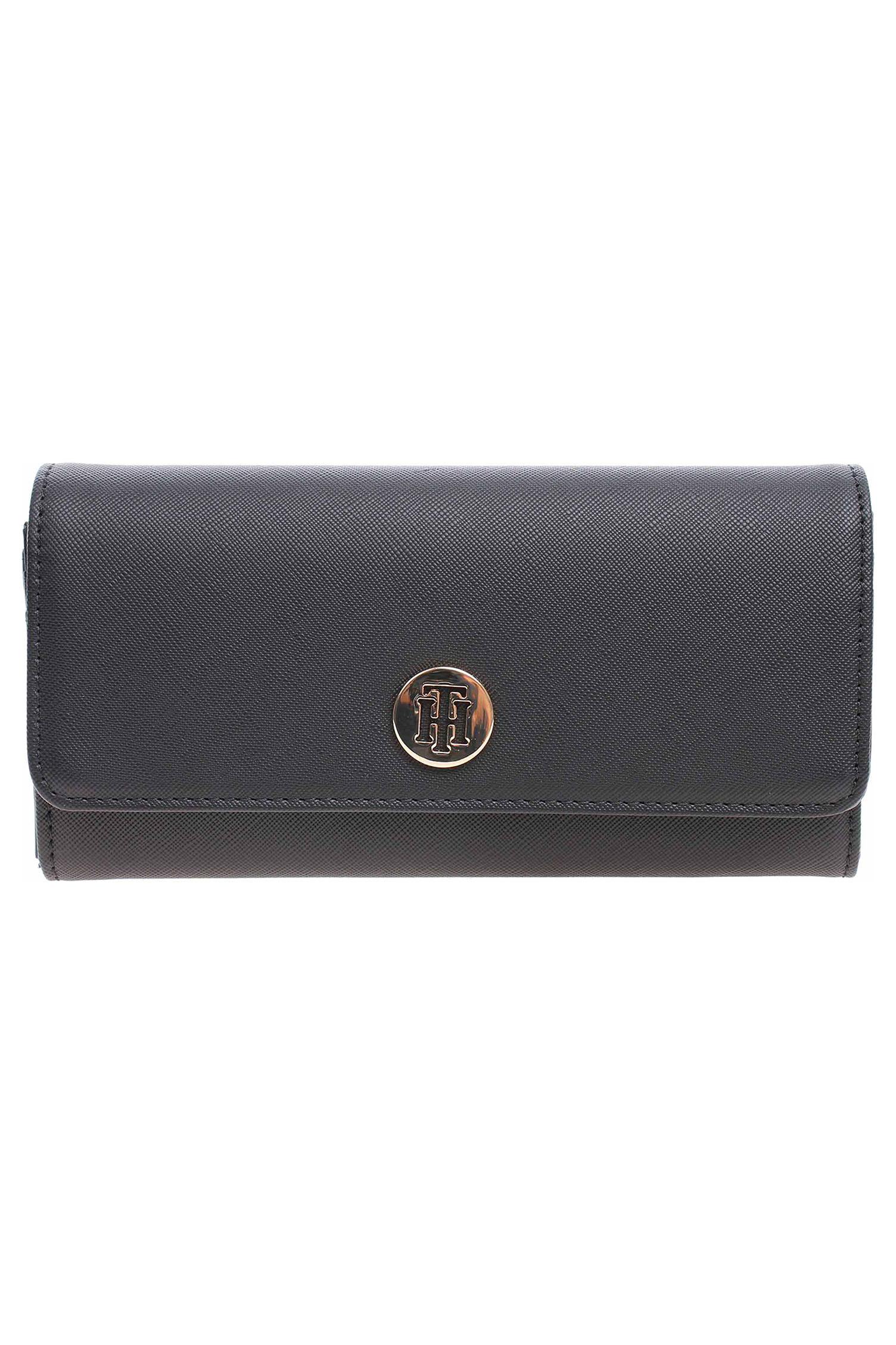 Tommy Hilfiger dámská peněženka AW0AW06493 002 black AW0AW06493 002 ... f9f1887fd7c