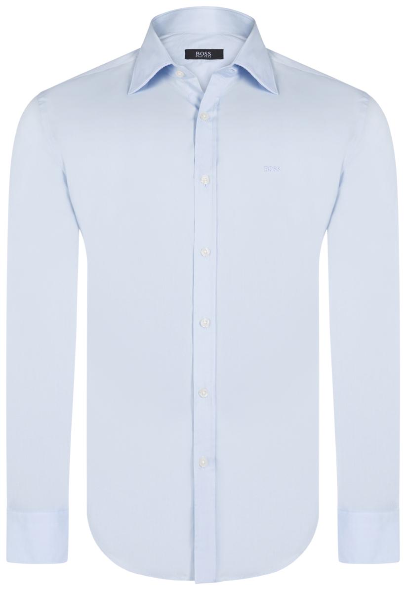 a48866ce9a95 Svetlo modrá elegantná košeľa od Hugo Boss - Glami.sk