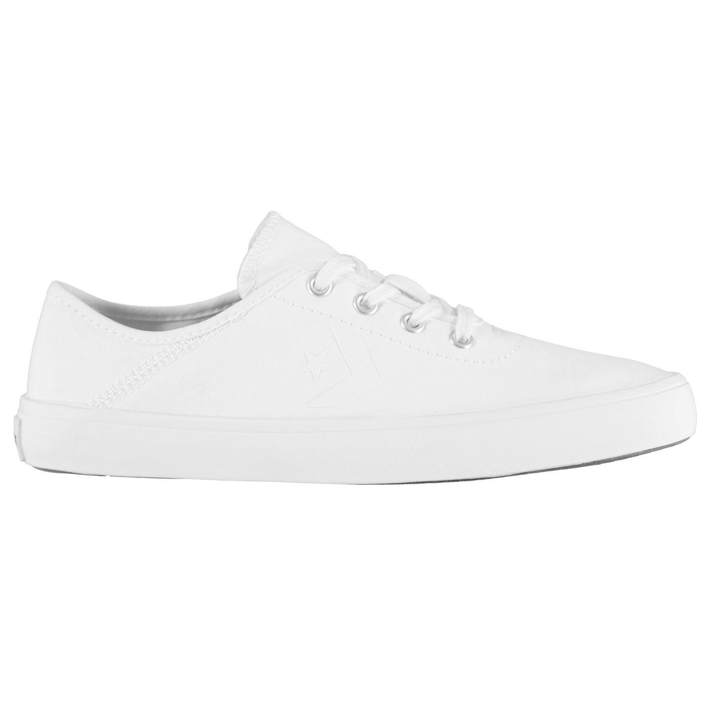 Converse Ox Costa Ladies Trainers White White - Glami.sk b5b50366ae