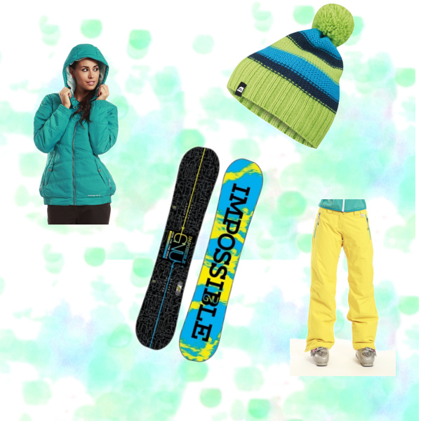 :) snowboarding