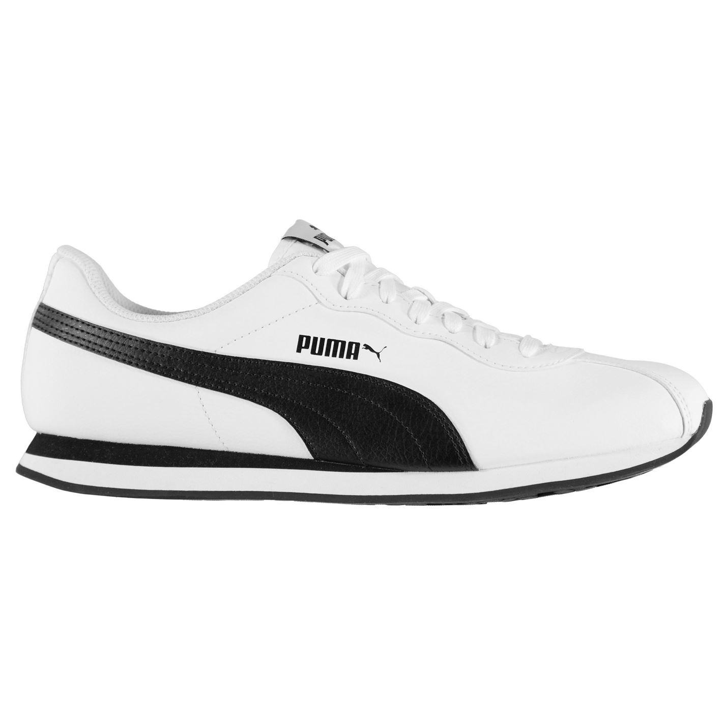 91330b47b5 boty Puma Turin II SnC00 White Black - Glami.cz