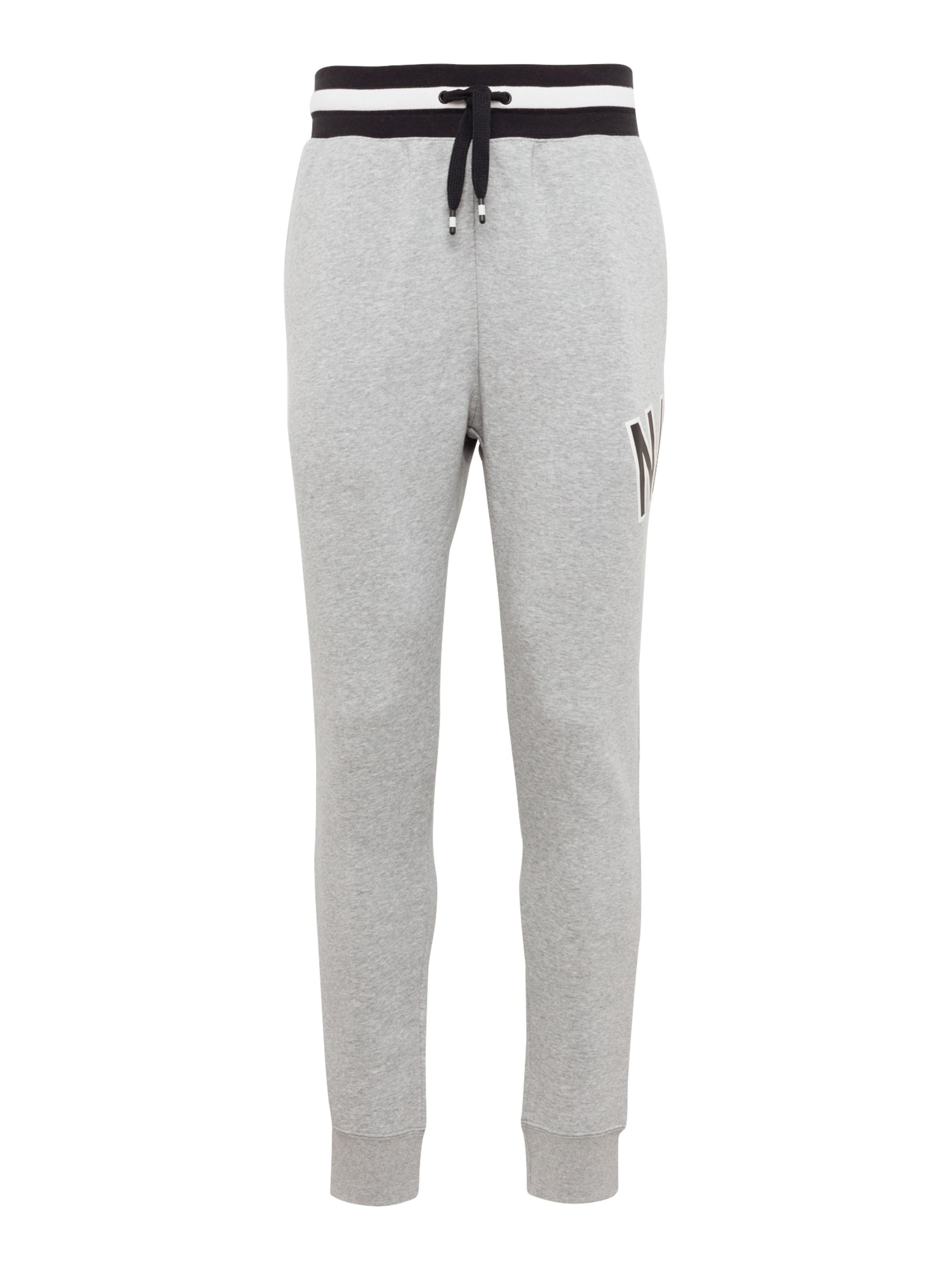 5f565730b Nike Sportswear Nohavice 'M NSW NIKE AIR PANT FLC' Sivá - Glami.sk