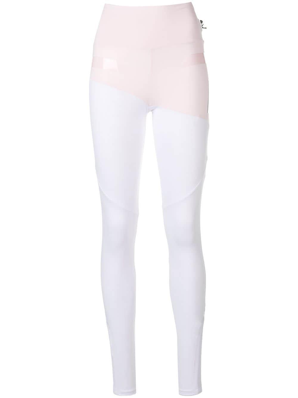 8a89d13c6e Philipp Plein logo active leggings - Pink - Glami.hu